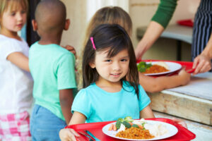 alimentação escolar
